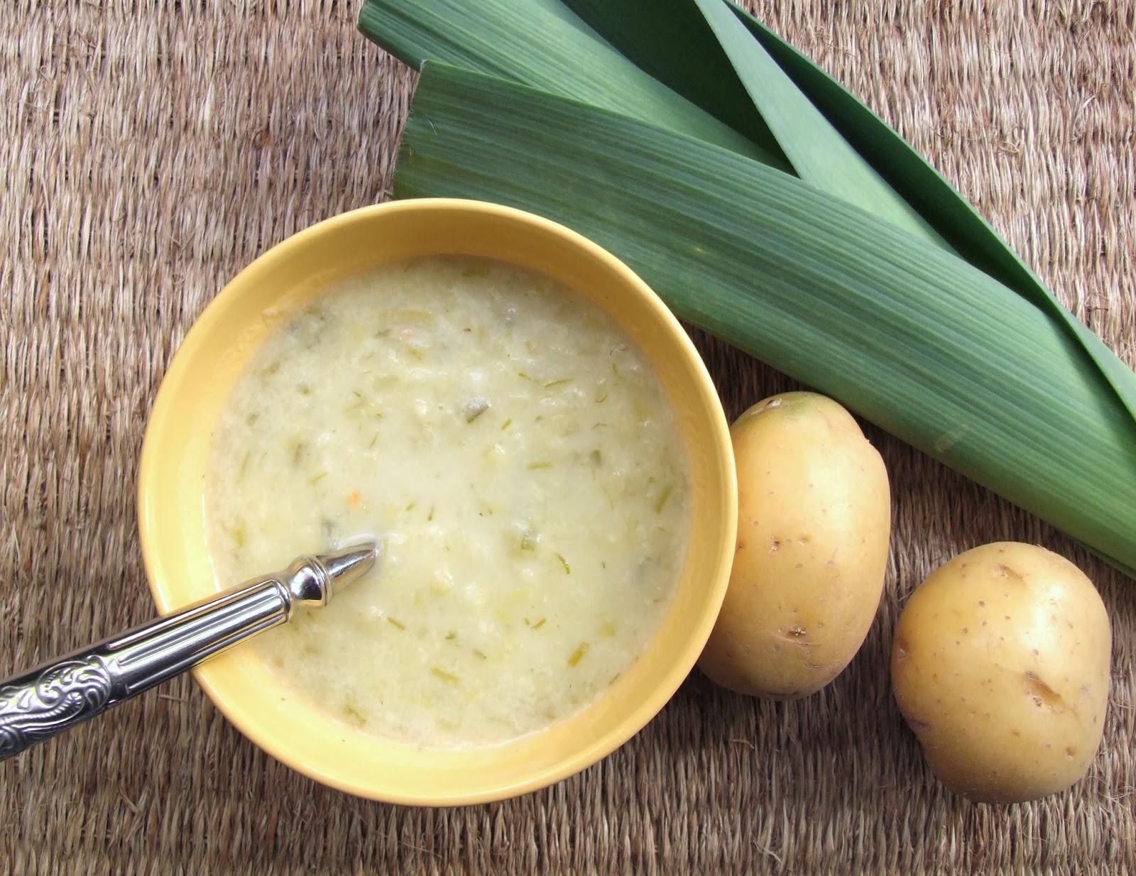 Superior Soupe De Pomme De Terre #12: Cooking Julia - Blogger