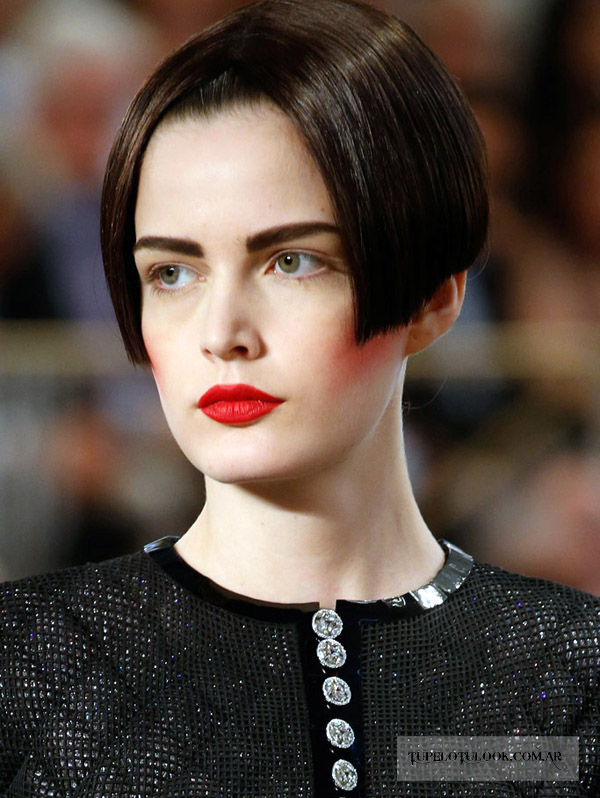 peinados cortes bob 2015
