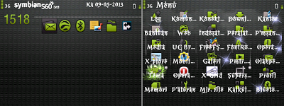 FREE Download Themes Nokia Symbian E63, E71, N8 Series Androis V4