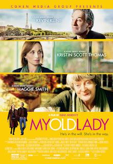 Film My Old Lady (2014) BluRay + Subtitle