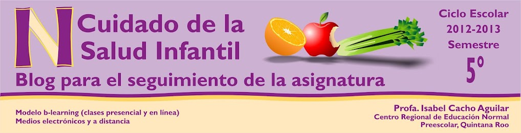 Cuidado de la Salud Infantil