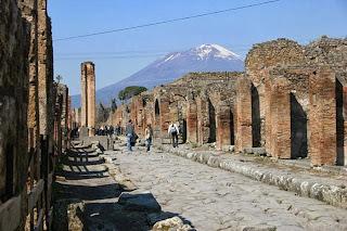 Помпеи - достопримечательность Италии