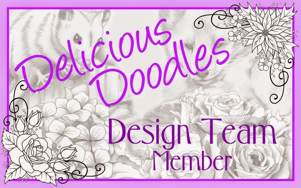 A designer for Delicious Doodles