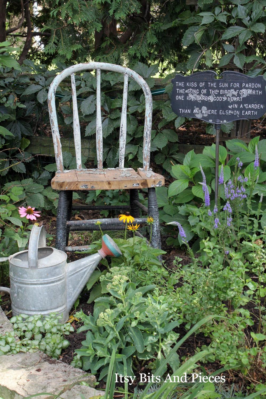 Vintage In The Garden...