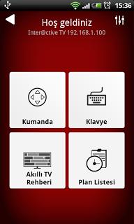 Android Telefonu TV Kumandası Olarak Kullanma