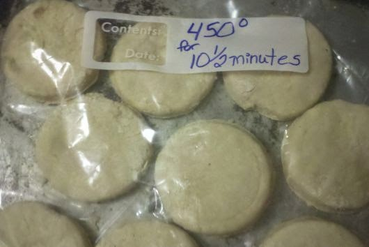 how to freeze biscuits, freezer biscuit recipe, easy biscuit recipe, need a recipe to freeze homemade biscuits