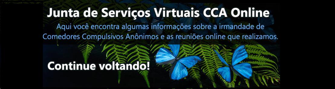 Junta de Serviços Virtuais CCA Online