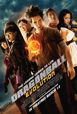 Pemain Dragonball Evolution