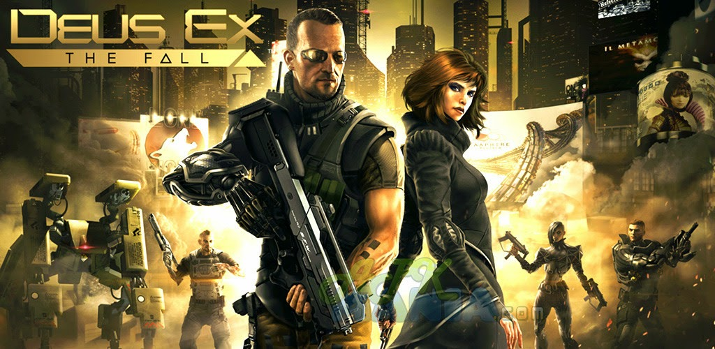 Deus Ex: The Fall [v0.0.30 Download Apk File]