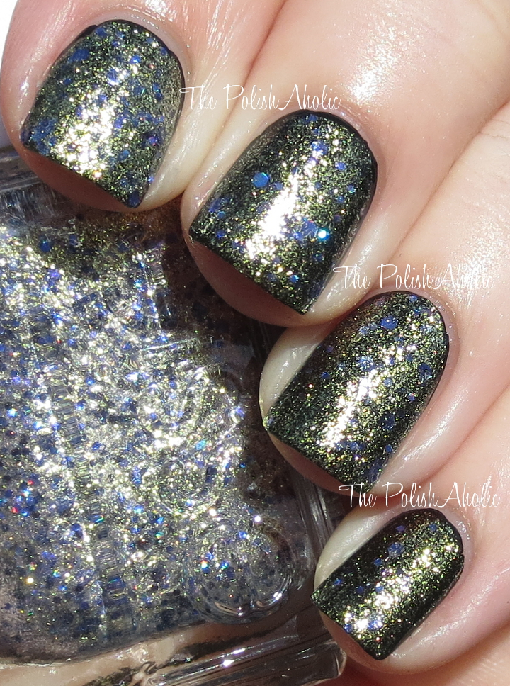 The PolishAholic: Essie Holiday 2013 Encrusted Treasures Collection ...