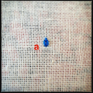 Broderisting tutorial. Heavy chain stitch. trin 3
