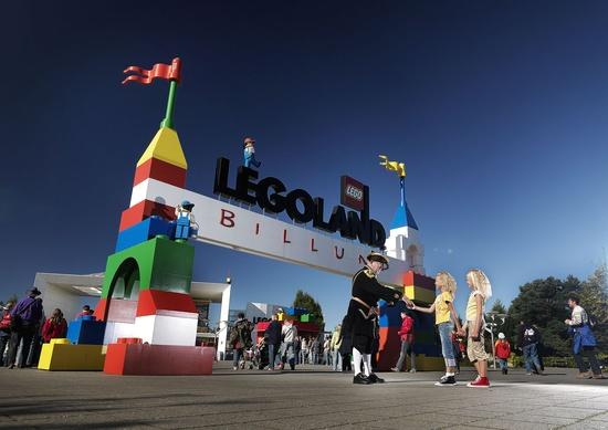 Legoland, Billund - Denmark