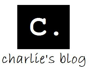 Charlie&#39;s Blog