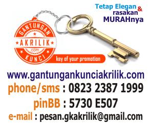 Kontak Gantungan Kunci