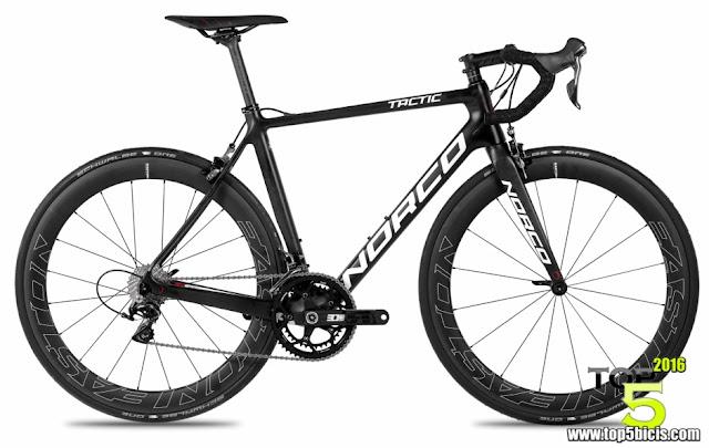 NORCO TACTIC SLR, gran bici para disfrutar en cualquier tipo de terreno