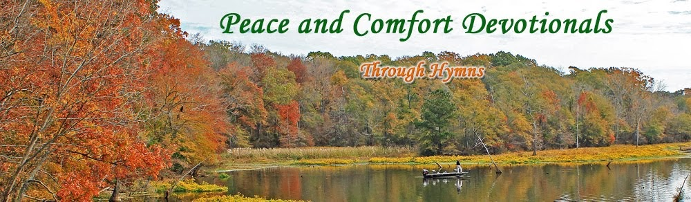 Peace and Comfort Devotionals