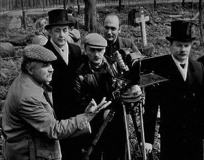 Happy Birthday, Igor Maslennikov Director of the Russian adaptation of Sherlock Holmes