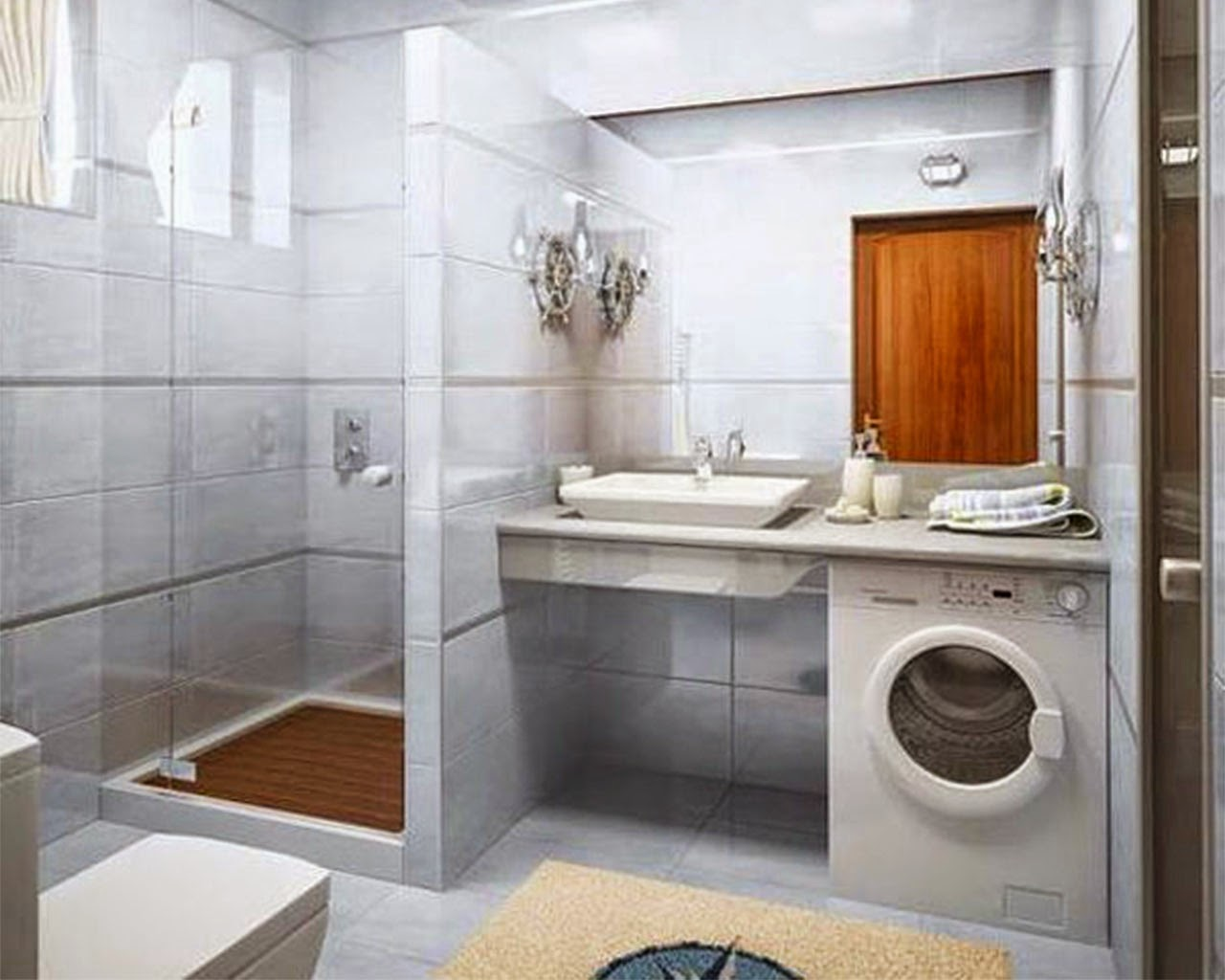Small Bathroom Decorating Ideas Strategies For Storage Area In Small Bathrooms