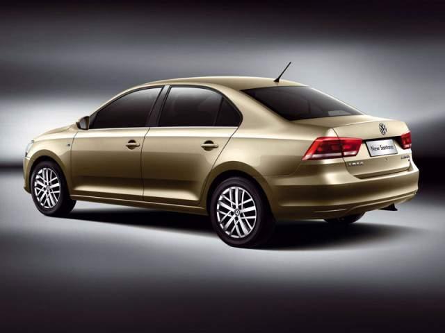 Volkswagen Santana 2013 new