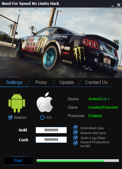 need for speed no limits hack cheats ios android 2015. Black Bedroom Furniture Sets. Home Design Ideas