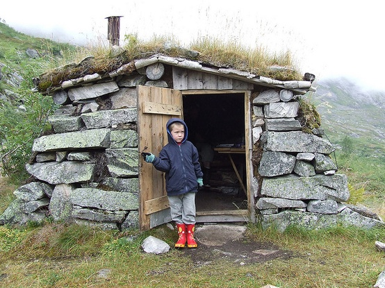 Tiny Underground House In Norway And A