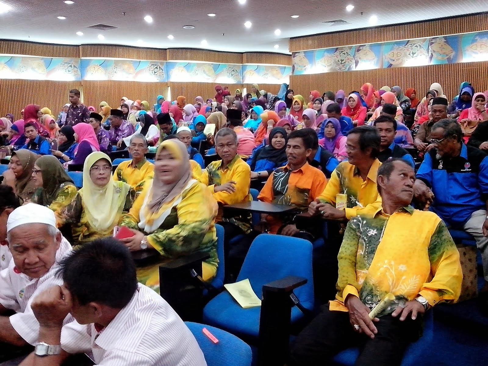 JKKK Medan Jaya Mendapat Naib Johan ADC & ADS Peringkat Negeri Terengganu 2013