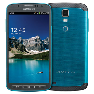Gambar Handphone Samsung Galaxy S4 Active