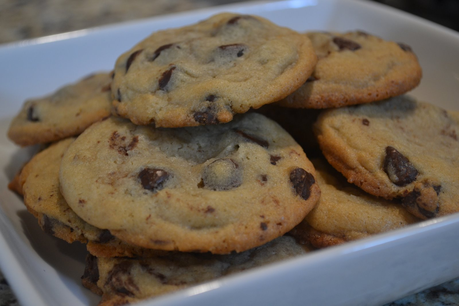 Nestle Chocolate Chips Cookies Of chocolate chip cookies,
