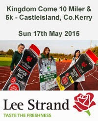 10 mile & 5k race in Castleisland, Kerry...Sun 17th May