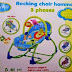 "Bouncer - Pliko "" Rocking Chair Hammock"""