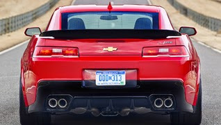 2015 Chevrolet Camaro RS