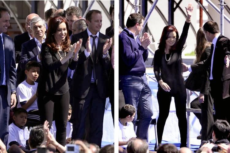 """CFK: """"O sea, llenás el pomo a Yanina"""""""