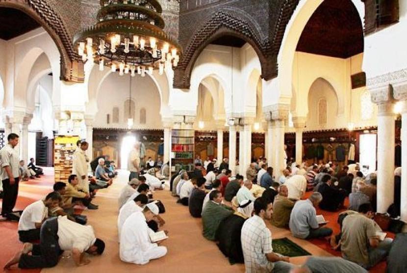 Nilai Islam Berkembang di ParisNilai Islam Berkembang di Paris, Prancis