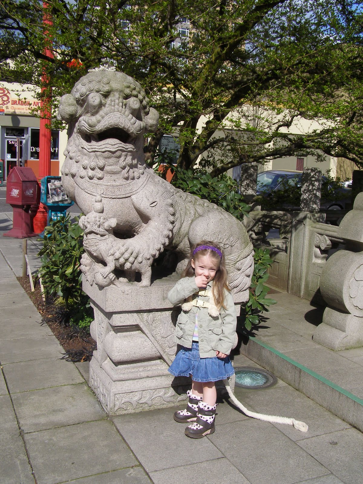 PetersonFamily Portlands Classical Chinese Garden