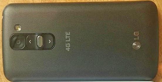 LG G2 Mini LTE, LG G2 Mini Rear Key