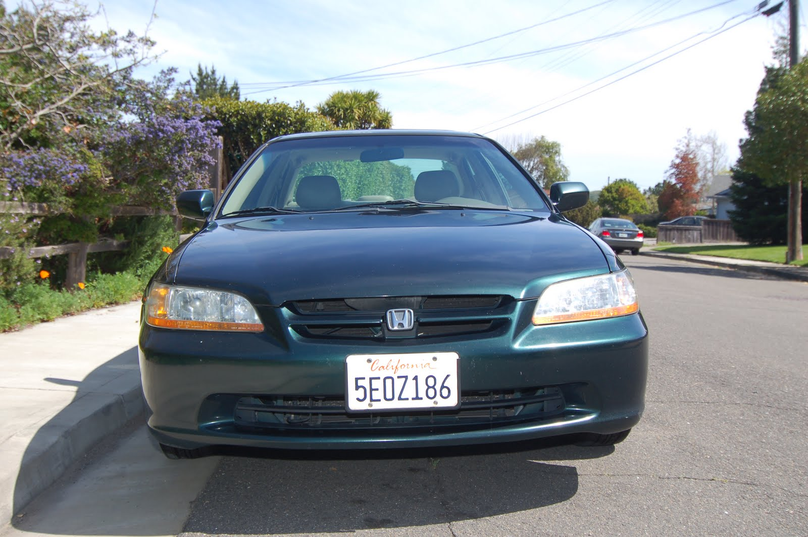 Honda Accord Ex V6 Automatic 1999 For Sale