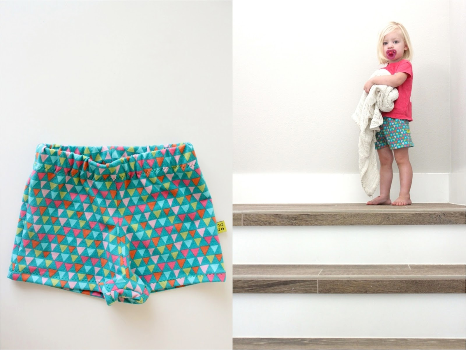Knit KID Shorts – MADE EVERYDAY