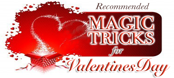 The best valentines day magic tricks for magicians
