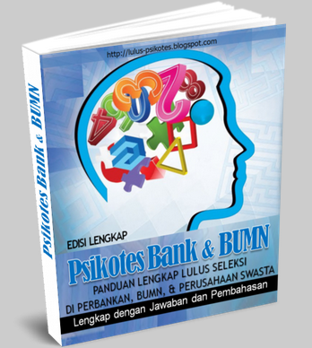 Ebook Psikotes Bank dan BUMN