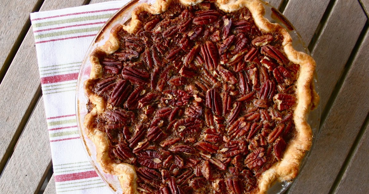 Nothing in the house pecan pie with brown sugar for The pecan house