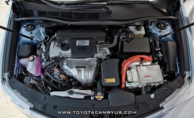 2016 Toyota Camry Atara SL Specs Engine