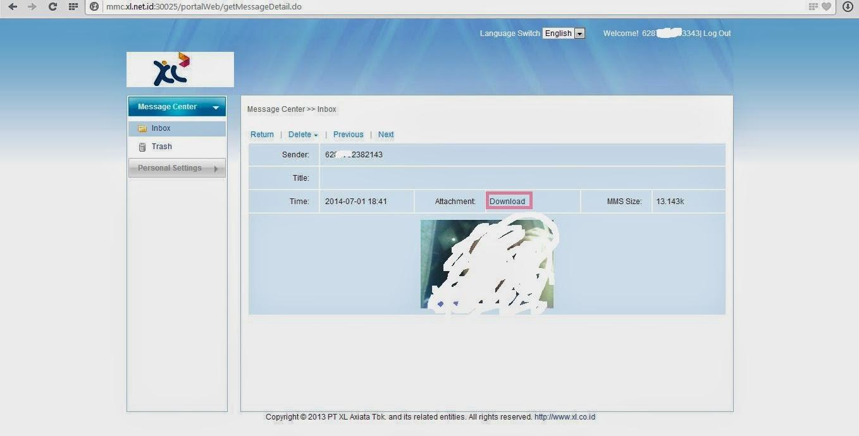 Cara Mengirim Dan Menerima MMS/Foto/Gambar Untuk Xl/Indosat/Telkomsel/3/Axis Dengan Hp