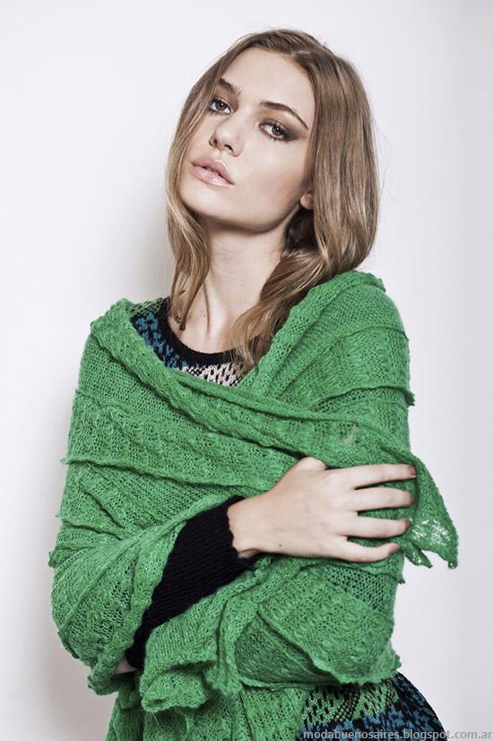 Florencia Llompart colección otoño invierno 2014. Moda otoño invierno 2014.
