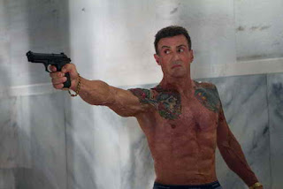 Stallone looking good in 'Bullet to the Head'