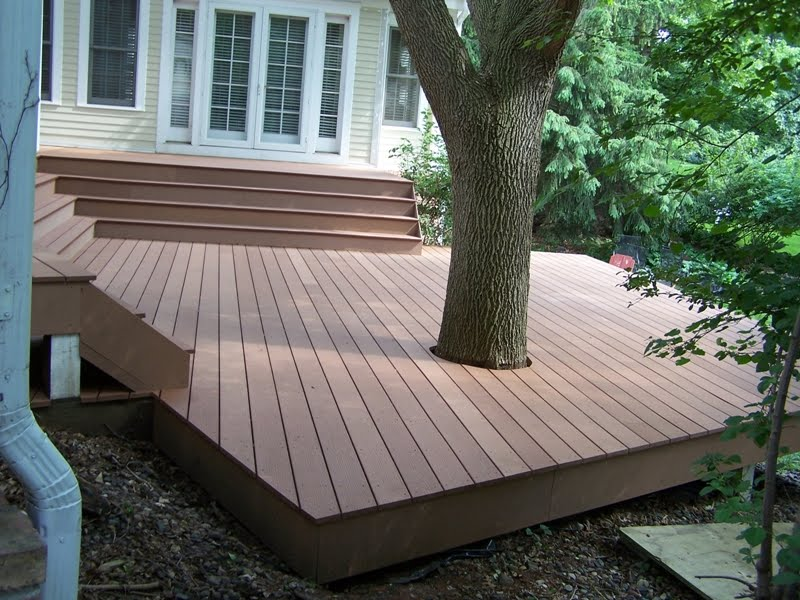 Deck Design Ideas July 2011