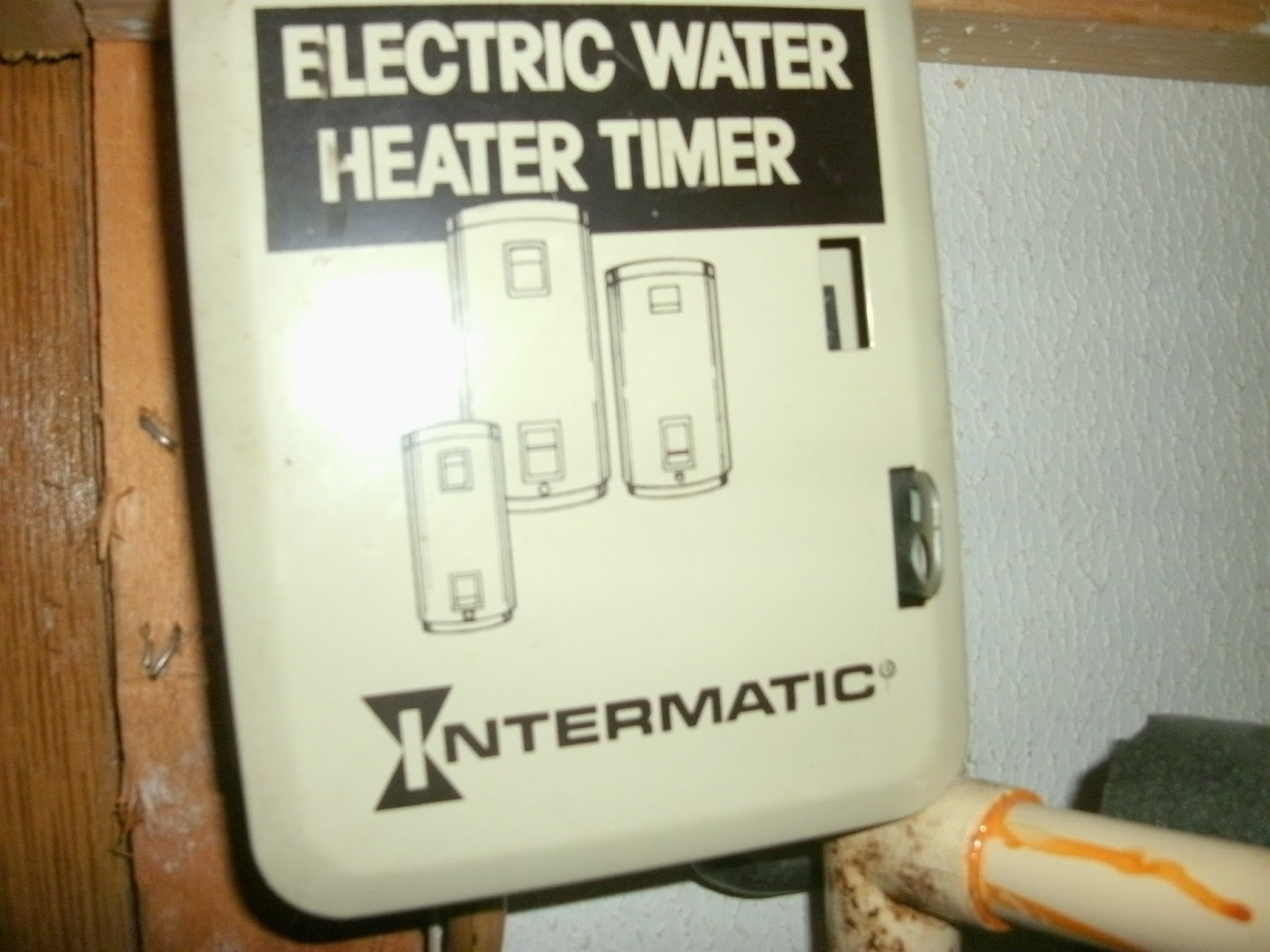 Water Heater Box Mobile Home Repair Diy Help Water Heater Repair