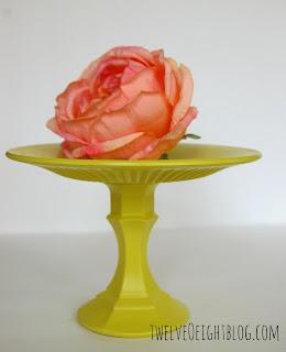 DIY Cake + Cupcake Stands