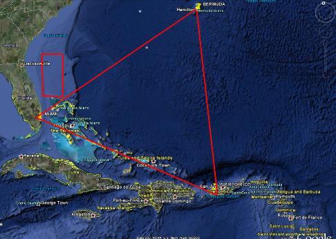 Rahsia Setitiga Bermuda kini dibongkar