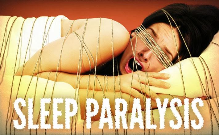how to go into sleep paralysis