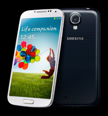 Samsung Launch: Galaxy S4